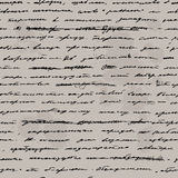 почерк вектор предпосылки безшовный бесплатная иллюстрация