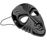 почерните маску Стоковая Фотография RF