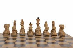 почерните ответную часть потери highlight игры конца шахмат проверки дела доски monochrome метафоры над успехом стратегии принима Стоковые Изображения