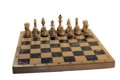 почерните ответную часть потери highlight игры конца шахмат проверки дела доски monochrome метафоры над успехом стратегии принима Стоковое Фото