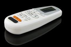 почерните remote управления Стоковое Изображение