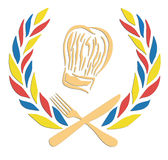 почетность кулинарии Стоковые Изображения