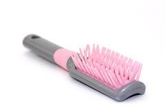почистьте волос щеткой Стоковые Изображения RF