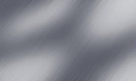 почищенная щеткой глянцеватая сталь иллюстрация штока