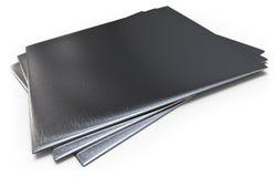 почищенная щеткой нержавеющая сталь Стоковые Изображения RF