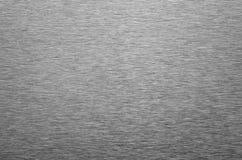 почищенная щеткой поверхность металла Стоковая Фотография