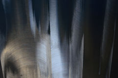 Почищенная щеткой предпосылка конспекта текстуры металла Стоковая Фотография RF