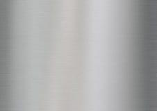 почищенная щеткой стальная вертикаль Стоковая Фотография RF