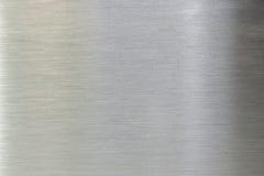 почищенная щеткой сталь Стоковые Фотографии RF