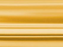 почищенная щеткой текстура золота Стоковое Фото