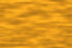 почищенная щеткой текстура золота Стоковые Фото
