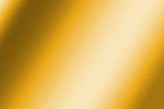 почищенная щеткой текстура золота Стоковые Фотографии RF