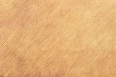 почищенная щеткой текстура металла золота стоковое фото