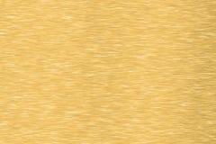 почищенная щеткой текстура металла золота стоковая фотография rf