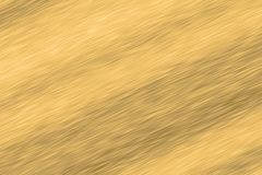 почищенная щеткой текстура металла золота стоковые фото