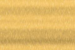 почищенная щеткой текстура металла золота иллюстрация вектора