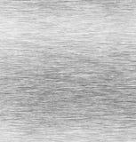 почищенная щеткой текстура металла Стоковая Фотография