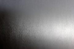 почищенная щеткой текстура металла Стоковые Изображения