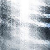 почищенная щеткой текстура металла Стоковые Изображения RF