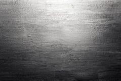 почищенная щеткой текстура поцарапанная металлом Стоковые Фото