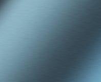 почищенная щеткой текстура стали металла Стоковое Изображение RF