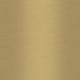 почищенное щеткой золото Стоковое Фото