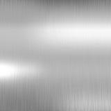 почищенное щеткой металлопластинчатое Стоковые Изображения RF