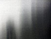почищенный щеткой металл реальный Стоковое Изображение RF