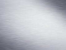 почищенный щеткой металл Стоковое Изображение