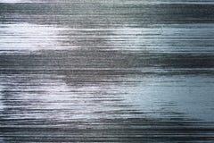Почищенный щеткой металл Стоковое Фото
