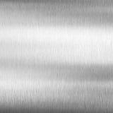 почищенный щеткой металл Стоковая Фотография RF