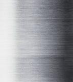 почищено металлическому другому щеткой Стоковая Фотография RF