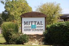 Почка Mittal и диализ Cente, Мемфис, TN Стоковое Изображение