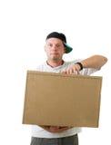 почтальон стоковые изображения rf