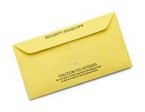 Почта в голосовании стоковые фото