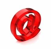 почта иконы Стоковая Фотография