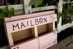 почта коробки Стоковая Фотография