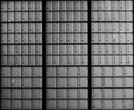 почта коробок Стоковое фото RF