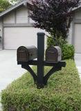 почта коробок Стоковое Изображение RF