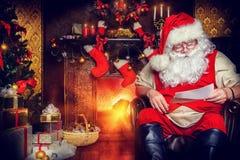 почта s santa Стоковое Изображение