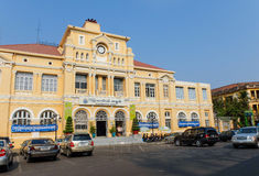 Почтовое отделение Камбоджи стоковое изображение rf