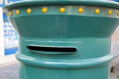 Почтовый почтовый ящик Стоковое Изображение RF