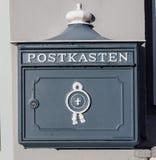 Почтовый ящик в Германии Стоковая Фотография RF