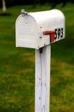 почтовый ящик мы Стоковые Изображения RF
