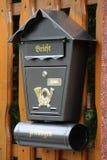 почтовый ящик приватный Стоковые Фотографии RF