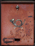 почтовый ящик старый Стоковое Изображение RF