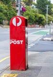 Почтовый ящик столба Австралии Стоковое Изображение RF