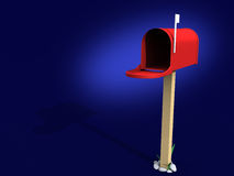 почтовый ящик Стоковое фото RF