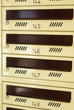 почтовый ящик Стоковая Фотография RF