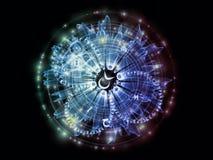 Появление священной геометрии Стоковые Изображения RF